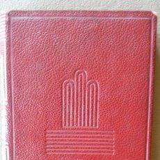 Libros de segunda mano: LA ESTRELLA DEL CAPITÁN CHIMISTA. PÍO BAROJA. COLECCIÓN CRISOL NÚMERO 303. ED. AGUILAR. Lote 153078502
