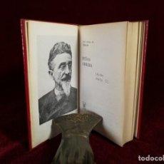 Livres d'occasion: AGUILAR CRISOL LITERARIO Nº 45 JOSÉ MARÍA DE PEREDA PEÑAS ARRIBA 1973. Lote 153335978