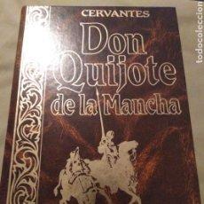 Libros de segunda mano: DON QUIJOTE DE LA MANCHA. CERVANTES. ILUSTRACIONES GUSTAVO DORÉ.. Lote 153563037