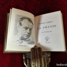Livres d'occasion: AGUILAR CRISOL CRISOLIN Nº 040 RAFAEL ALBERTI LA AMANTE 1977. Lote 153662710