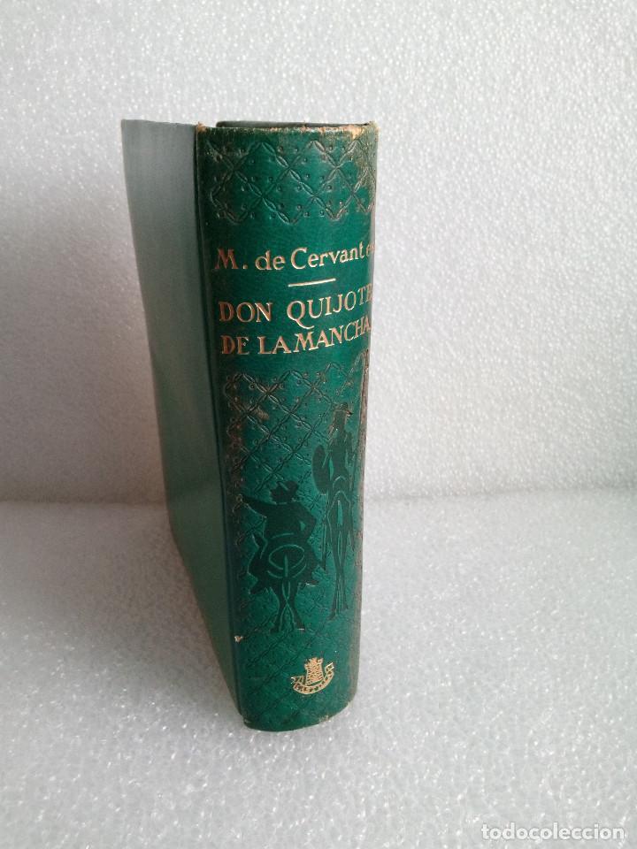 CERVANTES : DON QUIJOTE DE LA MANCHA (CASTILLA, 1966) EDICION DEL IV CENTENARIO (Libros de Segunda Mano (posteriores a 1936) - Literatura - Narrativa - Clásicos)