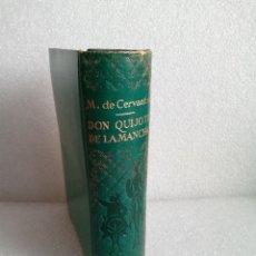 Libros de segunda mano: CERVANTES : DON QUIJOTE DE LA MANCHA (CASTILLA, 1966) EDICION DEL IV CENTENARIO. Lote 153684666
