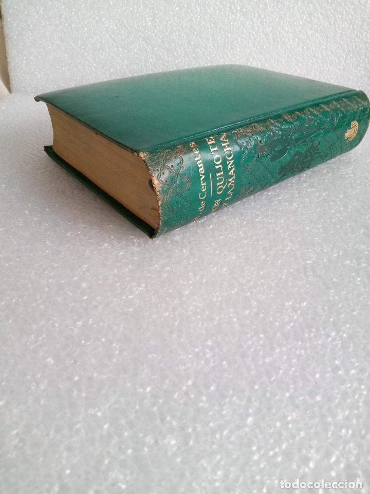 Libros de segunda mano: CERVANTES : DON QUIJOTE DE LA MANCHA (CASTILLA, 1966) EDICION DEL IV CENTENARIO - Foto 6 - 153684666