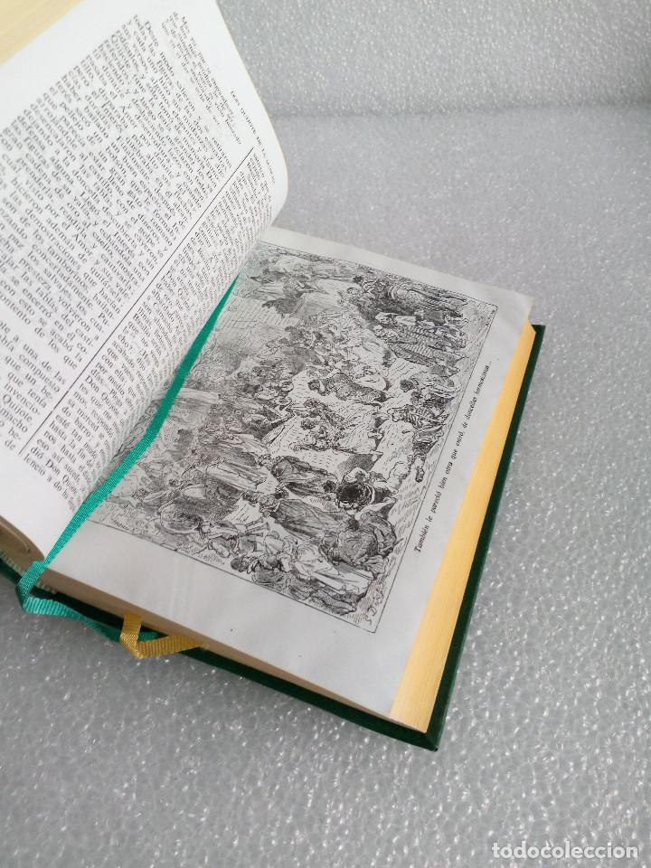 Libros de segunda mano: CERVANTES : DON QUIJOTE DE LA MANCHA (CASTILLA, 1966) EDICION DEL IV CENTENARIO - Foto 13 - 153684666
