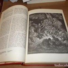Libros de segunda mano: EL INGENIOSO HIDALGO DON QUIJOTE DE LA MANCHA. CERVANTES.ED. ORTELLS.ILUSTRACIONES DE G. DORÉ. 1980.. Lote 153895422