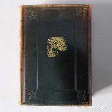 Libros de segunda mano: LIBRERIA GHOTICA. EDICIÓN LUJOSA EN PIEL DE COSTA LLOBERA.OBRES COMPLETES.1942.SELECTA.PAPEL BIBLIA. Lote 154014026