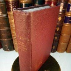 Libros de segunda mano: HISTORIA Y ANTOLOGÍA DE LA POESÍA CASTELLANA ( DEL SIGLO XII AL XX ) - PRIMERA EDICIÓN -AGUILAR 1946. Lote 154017706