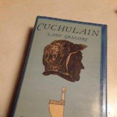 Libros de segunda mano: CUCHULAIN, DE LADY GREGORY. SIRUELA, EL OJO SIN PÁRPADO 7.. Lote 154331598
