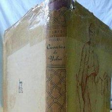 Libros de segunda mano: CUENTOS DE YEHÁ - TOMAS GARCÍA FIGUERAS - 2ª EDICIÓN -AUMENTADA- ED. MARROQUÍ - AÑO 1950. Lote 154432398