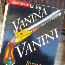 Libros de segunda mano - Stendhal - Vanina vanini (Biblioteca de El Sol nº 133, 1991) - 154946402