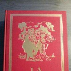 Libros de segunda mano: LA PICARESCA ESPAÑOLA DOS TOMOS (COMPLETA) LITOGRAFIAS LORENZO GOÑI. Lote 155465246