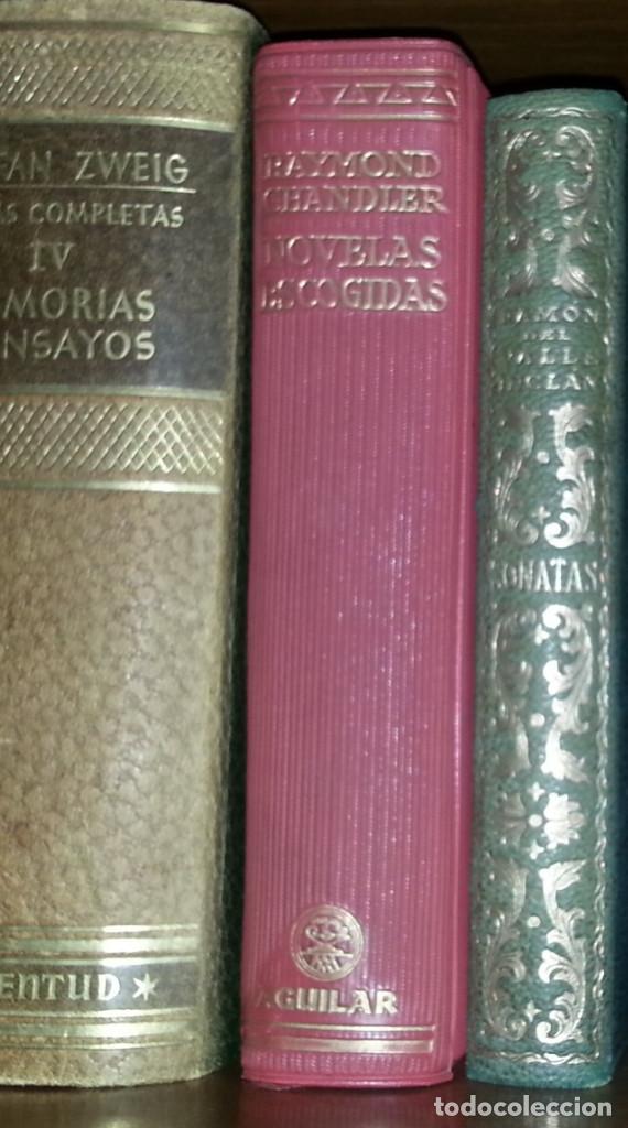 RAYMOND CHANDLER: NOVELAS ESCOGIDAS (AGUILAR, 1958) (Libros de Segunda Mano (posteriores a 1936) - Literatura - Narrativa - Clásicos)