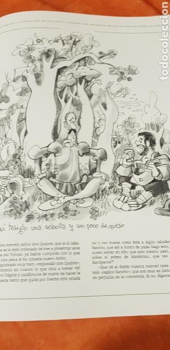 Libros de segunda mano: DON QUIJOTE DE LA MANCHA, MINGOTE, II TOMOS.EDICION LIMITADA. - Foto 6 - 155601765
