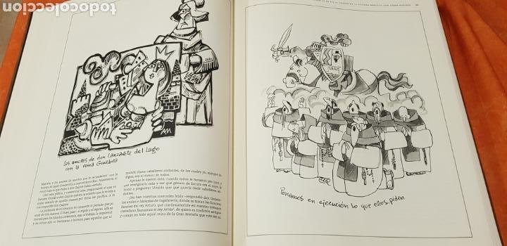 Libros de segunda mano: DON QUIJOTE DE LA MANCHA, MINGOTE, II TOMOS.EDICION LIMITADA. - Foto 7 - 155601765