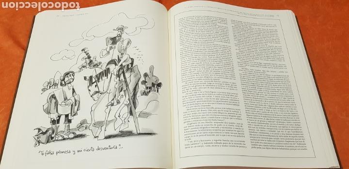 Libros de segunda mano: DON QUIJOTE DE LA MANCHA, MINGOTE, II TOMOS.EDICION LIMITADA. - Foto 9 - 155601765