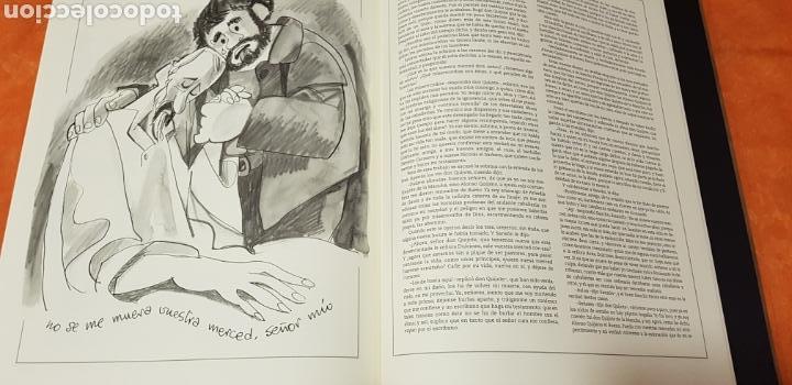 Libros de segunda mano: DON QUIJOTE DE LA MANCHA, MINGOTE, II TOMOS.EDICION LIMITADA. - Foto 13 - 155601765
