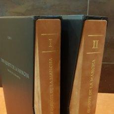 Libros de segunda mano: DON QUIJOTE DE LA MANCHA, MINGOTE, II TOMOS.EDICION LIMITADA.. Lote 155601765