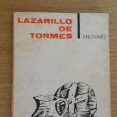 Libros de segunda mano: LAZARILLO DE TORMES - ANONIMO - TEMAS DE ESPAÑA Nº 27- TAURUS EDICIONES. 1966. Lote 155703178