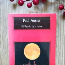 Libros de segunda mano: PAUL AUSTER. EL PALACIO DE LA LUNA. Lote 155704426