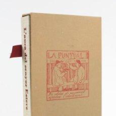 Libros de segunda mano: L'AUCA DEL SENYOR ESTEVE, 1984, RAMON CASAS, GABRIEL ALOMAR, EDITORIAL CURIOSA, BARCELONA.. Lote 155755782