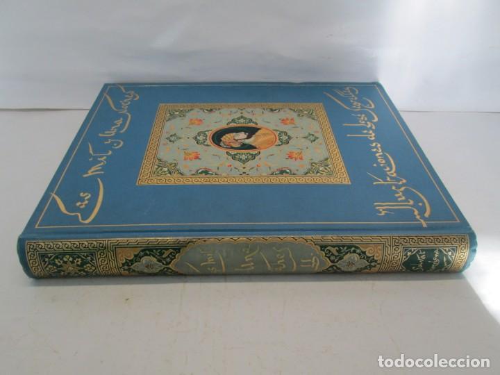 Libros de segunda mano: LAS MIL Y UNA NOCHES. ILUSTRACIONES JOSE SEGRELLES. SALVAT 1956. - Foto 2 - 156044874