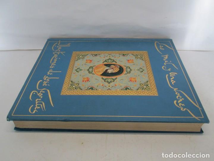 Libros de segunda mano: LAS MIL Y UNA NOCHES. ILUSTRACIONES JOSE SEGRELLES. SALVAT 1956. - Foto 4 - 156044874