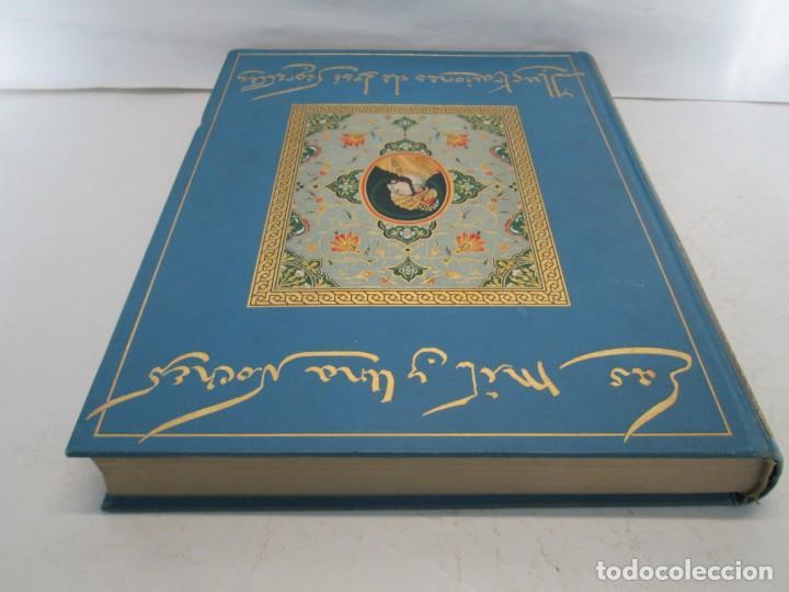 Libros de segunda mano: LAS MIL Y UNA NOCHES. ILUSTRACIONES JOSE SEGRELLES. SALVAT 1956. - Foto 5 - 156044874