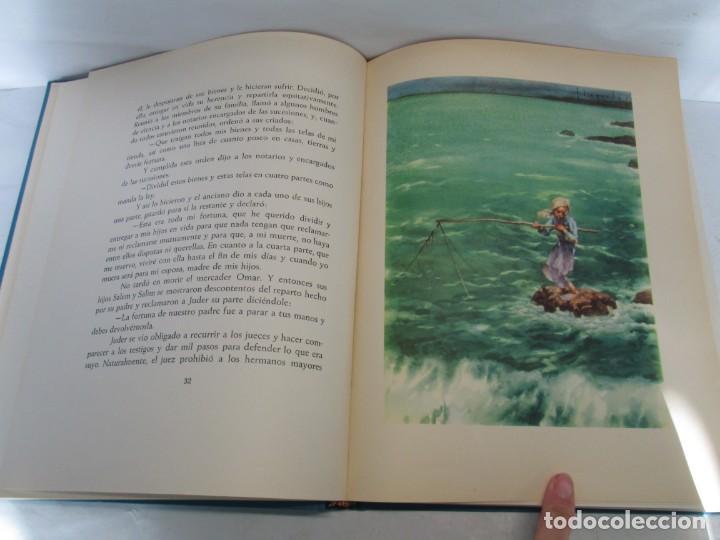 Libros de segunda mano: LAS MIL Y UNA NOCHES. ILUSTRACIONES JOSE SEGRELLES. SALVAT 1956. - Foto 12 - 156044874