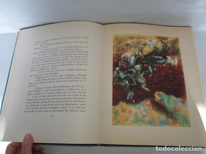 Libros de segunda mano: LAS MIL Y UNA NOCHES. ILUSTRACIONES JOSE SEGRELLES. SALVAT 1956. - Foto 15 - 156044874
