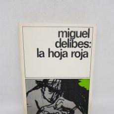 Libros de segunda mano - miguel delibes - la hoja roja - destinolibro 151 - tdk16 - 156338458