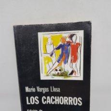 Libros de segunda mano - mario vargas llosa - los cachorros - catedra - tdk16 - 156341522