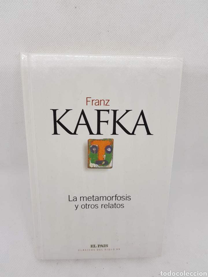 KAFKA - LA METAMORFOSIS Y OTROS RELATOS - EL PAIS - TDK16 (Libros de Segunda Mano (posteriores a 1936) - Literatura - Narrativa - Clásicos)