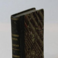 Libros de segunda mano: QUINTIN DURWARD O EL ESCOCÉS EN LA CORTE DE LUIS XI,WALTER SCOTT,ANTONIO BERGNES,BARCELONA 1834.. Lote 156518542