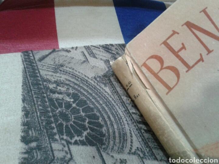 Libros de segunda mano: Libro Ben Hur. 1950. Wallace. Edición de Viada para Apostolado de la Prensa. - Foto 4 - 156633668