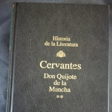 Libros de segunda mano: CERVANTES. DON QUIJOTE DE LA MANCHA. ED. RBA. Lote 156666050
