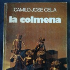 Libros de segunda mano: CAMILO JOSE CELA. LA COLMENA. ED.NOGUER. Lote 156666186