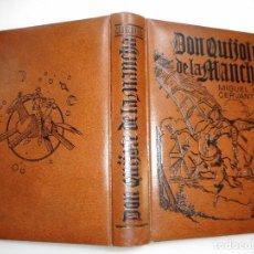 Libros de segunda mano: MIGUEL DE CERVANTES DON QUIJOTE DE LA MANCHA Y93145 . Lote 156825118