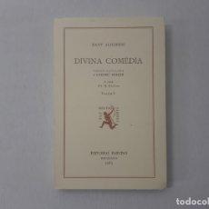 Libros de segunda mano: DIVINA COMÈDIA POR DANTE ALIGHIERI, (1983) - DANTE ALIGHIERI,. Lote 157215506
