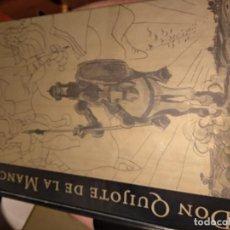 Libros de segunda mano: MIGUEL DE CERVANTES - DON QUIJOTE DE LA MANCHA. ILUSTRADO POR ANTONIO MINGOTE.. Lote 157281906