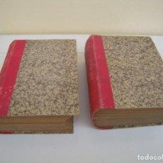 Libros de segunda mano: GENOVEVA DE BRABANTE DOS TOMOS. Lote 158115270