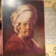 Libros de segunda mano: ANTIGUO LIBRO SU MAJESTAD EL ANCIANO POR AMADO SÁEZ DE IBARRA AÑO 1978 SEVILLA. Lote 158177686