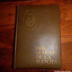 Libros de segunda mano: DON QUIJOTE DE LA MANCHA. MIGUEL DE CERVANTES. J.PEREZ DEL HOYO, 1971. ILTR. DE GUSTAVO DORE. Lote 158277514