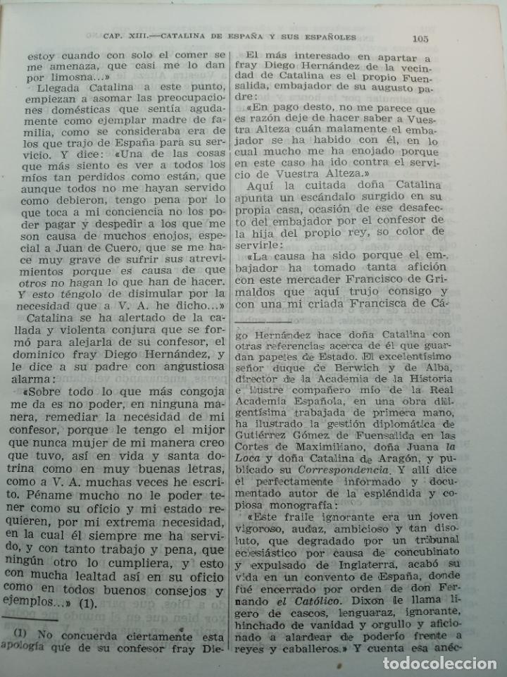 Libros de segunda mano: Obras completas. Juan Luis Vives. Dos tomos. primera edición. Aguilar. Madrid. 1947. - Foto 5 - 158307810