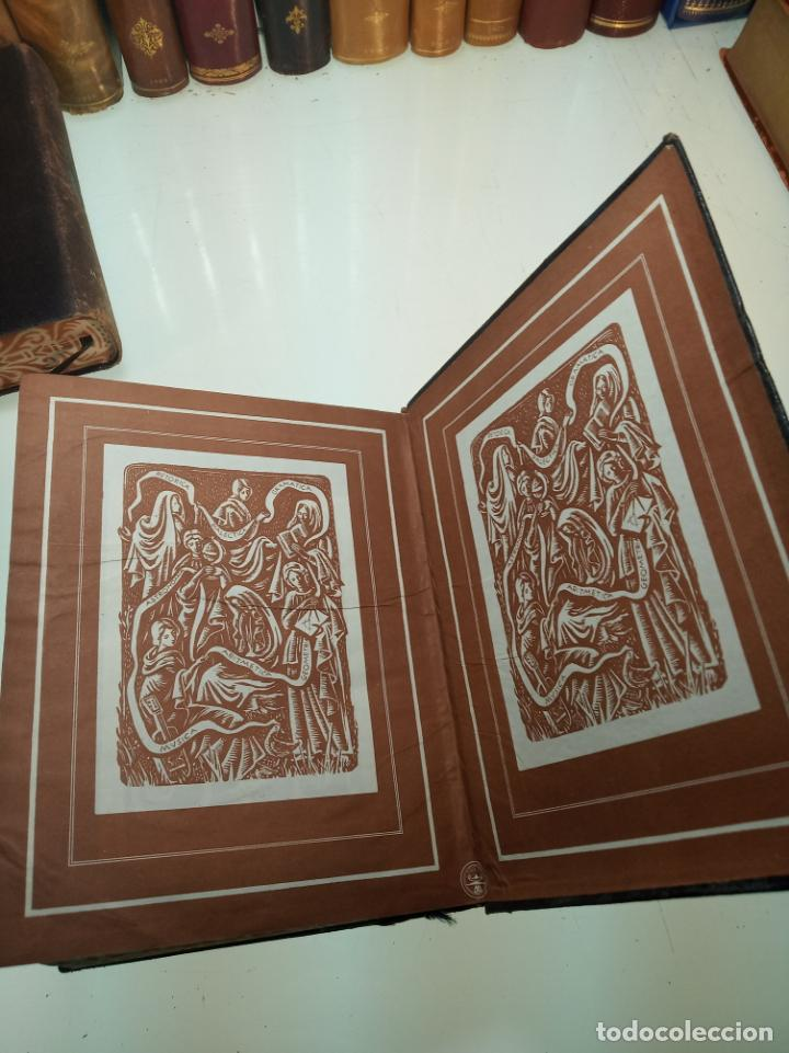 Libros de segunda mano: Obras completas. Juan Luis Vives. Dos tomos. primera edición. Aguilar. Madrid. 1947. - Foto 16 - 158307810