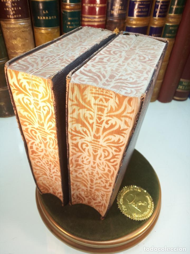 Libros de segunda mano: Obras completas. Juan Luis Vives. Dos tomos. primera edición. Aguilar. Madrid. 1947. - Foto 18 - 158307810