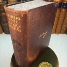 Libros de segunda mano: VIAJE DE ESPAÑA. ANTONIO PONZ. PRIMERA EDICIÓN. AGUILAR. MADRID. 1947.. Lote 158309542