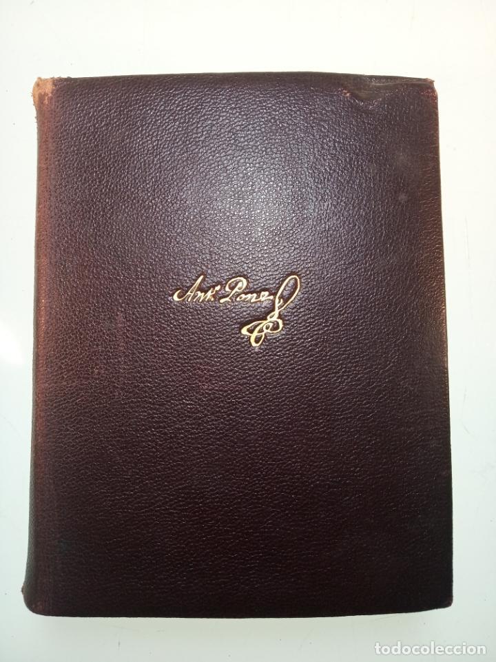 Libros de segunda mano: Viaje de España. Antonio Ponz. Primera edición. Aguilar. Madrid. 1947. - Foto 2 - 158309542
