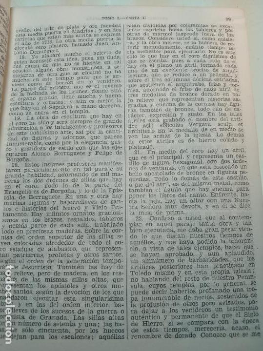 Libros de segunda mano: Viaje de España. Antonio Ponz. Primera edición. Aguilar. Madrid. 1947. - Foto 7 - 158309542