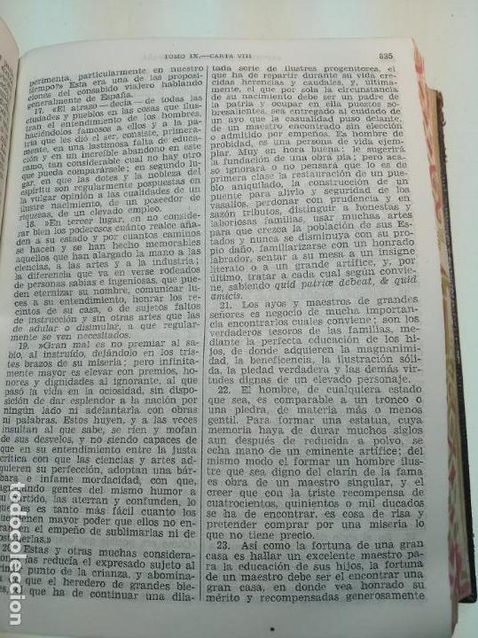Libros de segunda mano: Viaje de España. Antonio Ponz. Primera edición. Aguilar. Madrid. 1947. - Foto 9 - 158309542
