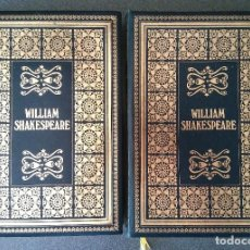 Libros de segunda mano: WILLIAM SHAKESPEARE. Lote 158412370